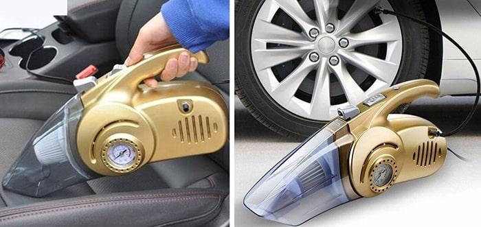 4 в 1 Car Vacuum Cleaner