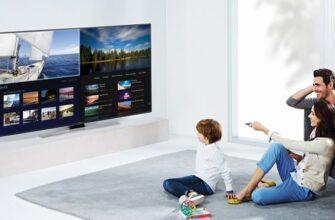 Как подключить интернет к телевизору Самсунг