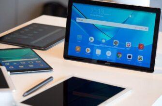 Обзор планшетов Huawei