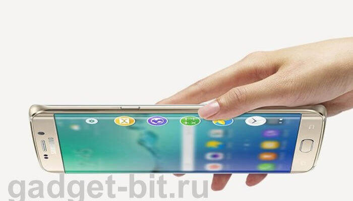 Возможности экрана Samsung Galaxy S7