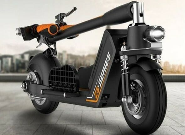 Alligator Electric Scooter