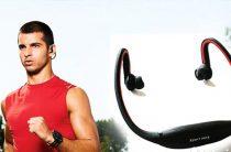 Настройка спортивных наушников S9, BS 19 с затылочной дужкой
