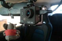 Можно ли использовать экшен камеру как видеорегистратор?