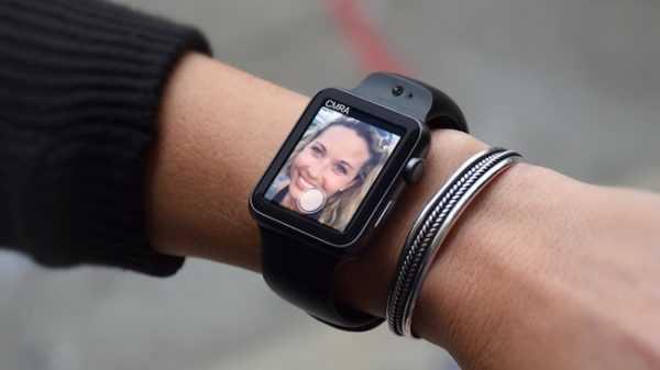 Видео и фотокамера часов