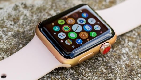 Дисплей Apple Watch 5 AlwaysOn