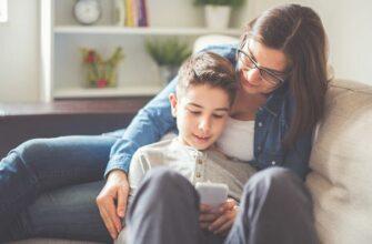 Как настроить телефон для ребенка