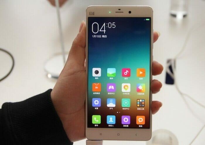 Телефон Xiaomi — настройки