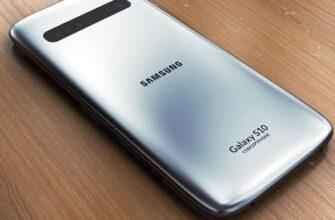 Настройка Samsung Galaxy S10