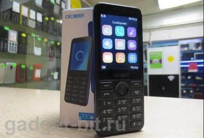 телефон Alcatel 2003D