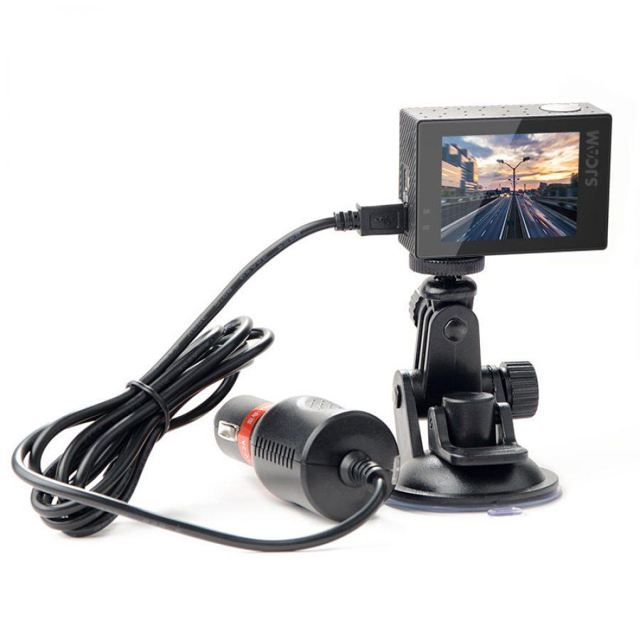 Экшн камера XIAOMI YI 2 4K в автомобиль